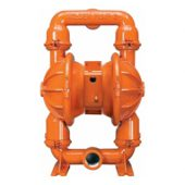 Air Operated Double Diaphragm Pumps Plastic and Metal